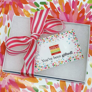 $25 Gifted Gift Card