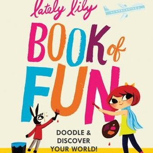 Chronicle Lately Lily Book of Fun