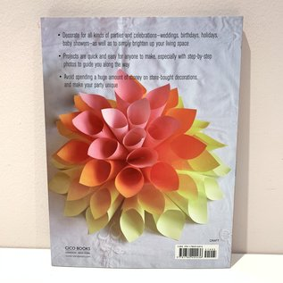 Paper Pom-Poms & Other Party Decorations to make