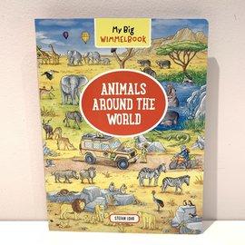 Workman Publishing Co Animals Around the World