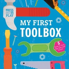 Abrams Book My First Toolbox
