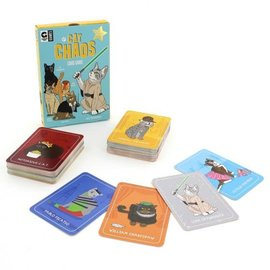 Ginger Fox Chaos Card Game