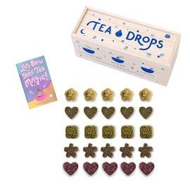 Tea Drops Tea Drops Wood Sampler - 25 drops