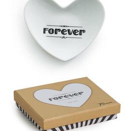 Roseanne Imports Trinket Heart Forever