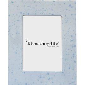 Bloomingville USA Stoneware Frame incV Reactive Glaze (5x7 photo)