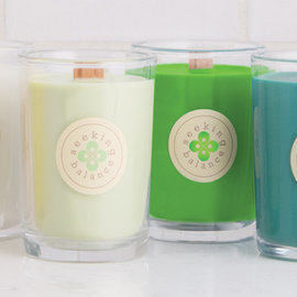 Root Candles Personalized Spa Candle - Seeking Balance 6.5oz