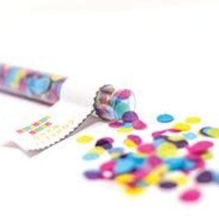Party Partner Design Rainbow Confetti Wand