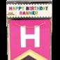 Party Partner Design Bunny Banner