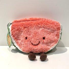 Jellycat Amuseable Watermelon Bag Pouch (age 3+)