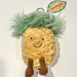 Jellycat Amuseables Pineapple Bag Charm