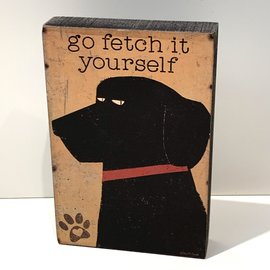 Primitives by Kathy Block Sign Pets -