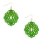 Zenzii Baroque Drop Earrings