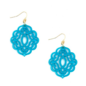 Zenzii Baroque Drop Earrings