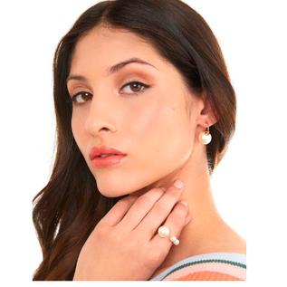 Zenzii Pearl Drop Earrings