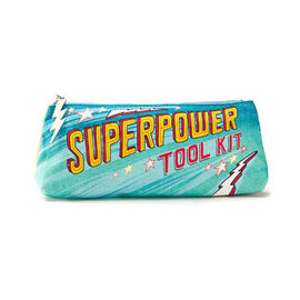 Compendium Inc Superpowers Pouch