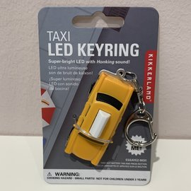 TAXI LED keychain (3+)