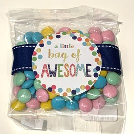 Oh Sugar Chocolate Gems 3 oz Bag