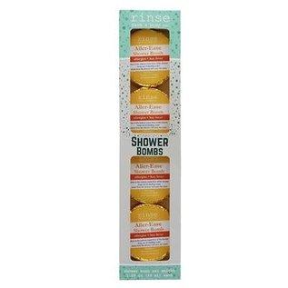 Rinse Bath & Body 4 Pack Shower Bomb Box- Aller-Ease