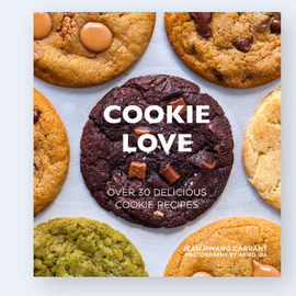 Cookie Love - Over 30 Delicious Cookie Recipes