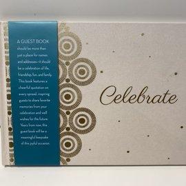 Compendium Inc Guest Book - Celebrate