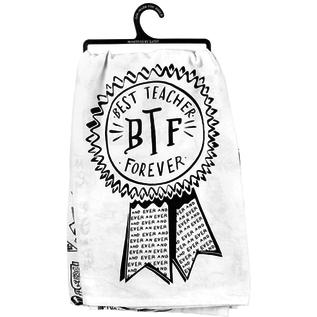 Primitives by Kathy Dish Towel -  Best Teacher