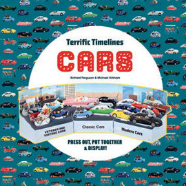 Laurence King Terrific Timelines: Cars