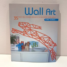 Wall Art - 35 fresh & striking projects to decorate your walls