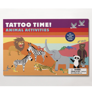 Tattoo Time!  Animal Activites