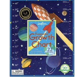 Eeboo Growth Chart incV