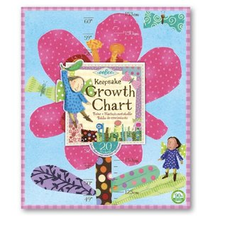 Eeboo Growth Chart incV
