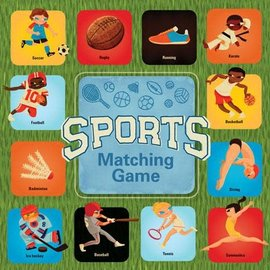 Chronicle Sports Matching Game