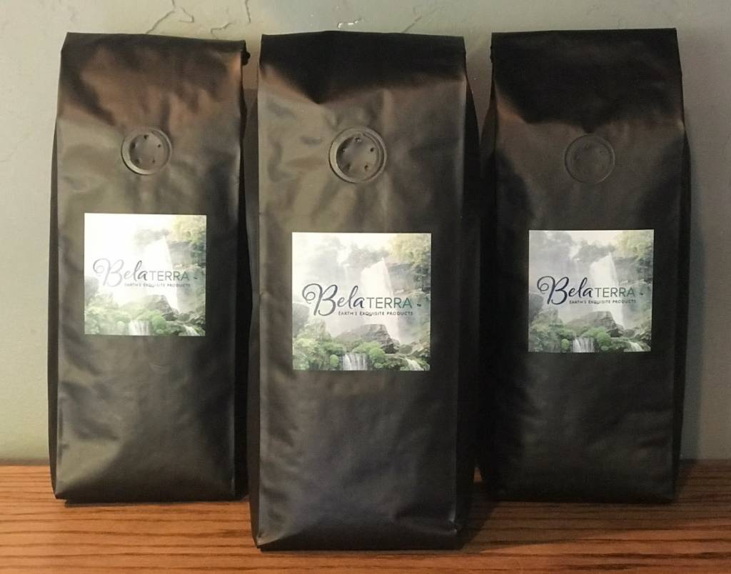 Bela Terra Coffee | Organic Honduran Roast | Whole Bean 1lb