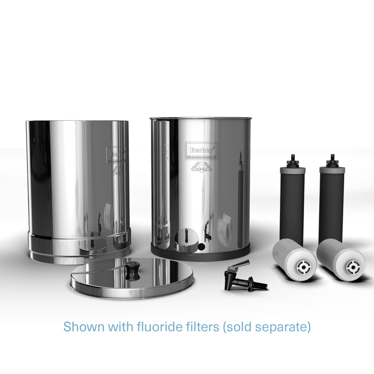 Berkey Water Filters Imperial Berkey Water Purification System