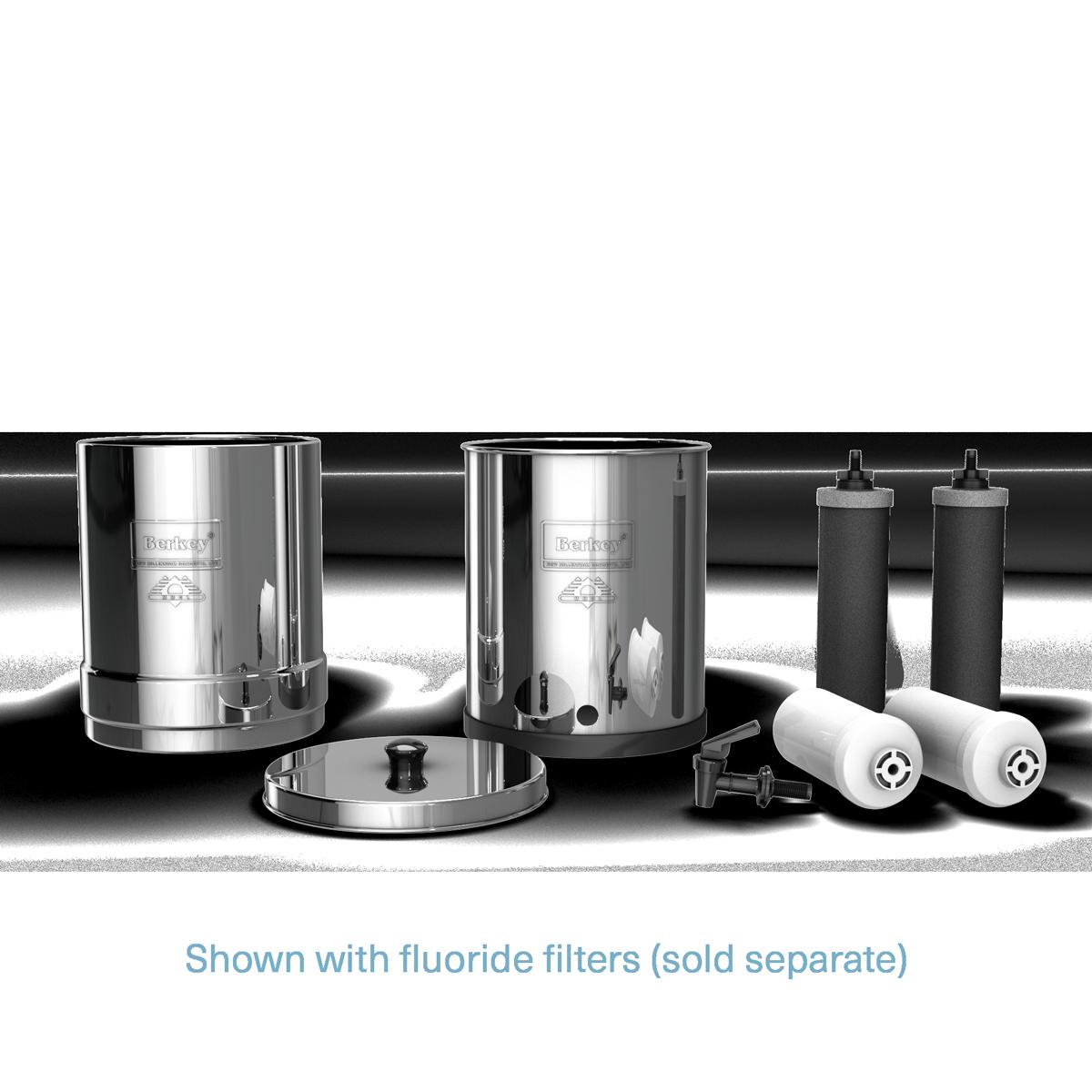 Berkey Water Filters Big Berkey Water Purification System