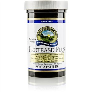 Nature's Sunshine Protease Plus (90 caps)