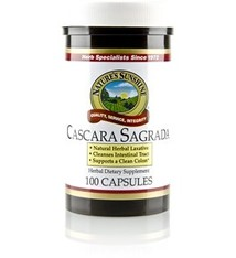 Nature's Sunshine Cascara Sagrada (100 Caps) (ko)