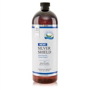 Nature's Sunshine Silver Shield Liquid (16 Fl. Oz.)