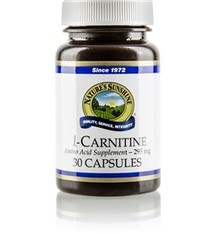 Nature's Sunshine L-Carnitine (30 caps) (ko)