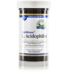 Nature's Sunshine Acidophilus Probiotics (90 caps)