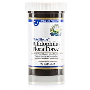 Nature's Sunshine Bifidophilus Flora Force (90 caps)