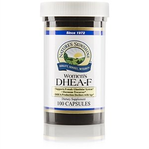 Nature's Sunshine DHEA-F (Women) (100 caps)