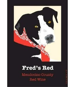 Fred's Red Mendocino County Red