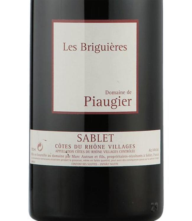 Domaine de Piaugier Les Briguieres 2015