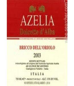 Azelia Dolcetto d'Alba Bricco dell'Oriolo