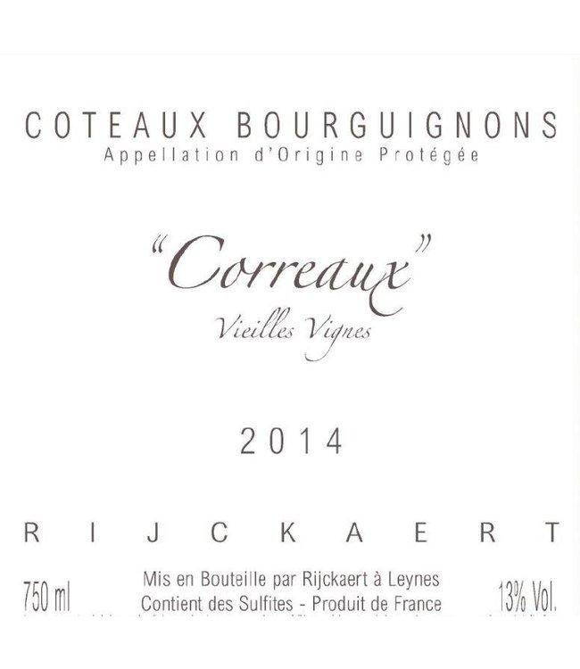 Rijckaert Correaux Bourguinons Rouge