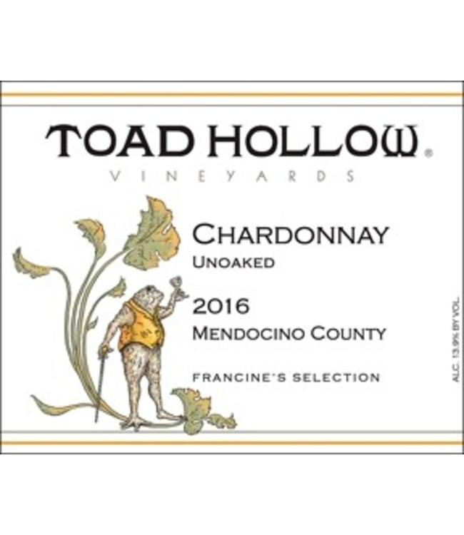Toad Hollow Chardonnay