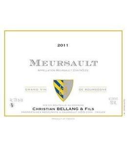 Christian Bellang and Fils Meursault