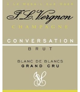 J L Vergnon Conversation Brut Champagne