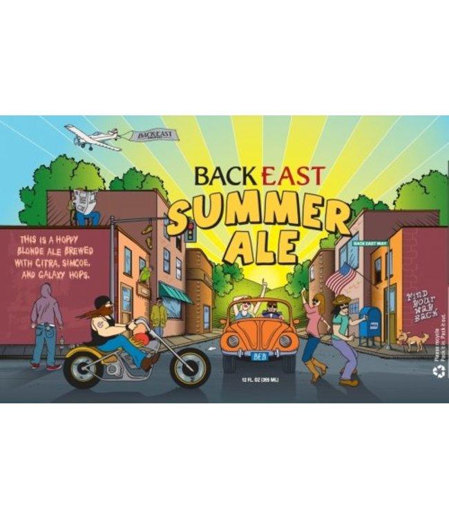 Back East Summer Ale
