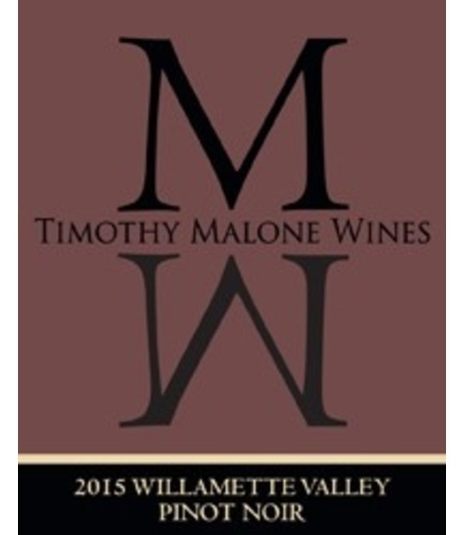 Timothy Malone Willamette Valley Pinot Noir